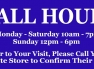 Mall-Hours